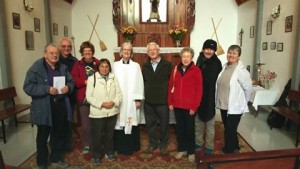 SOME OF THE ST. MARTIN of PORRES CONGREGATION - 8/02/16