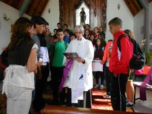 St Martin de Porres High School Visit